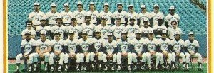 Toronto Blue Jays 1978 Team Photo