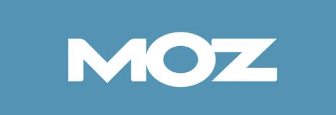 blue and white MOZ logo
